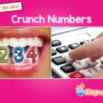 crunch numbers idiom with pictures els efl